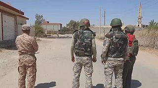 Libye : l'armée turque nettoie les mines piégées par la milice de Haftar