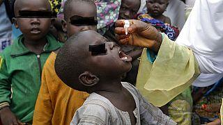 Vers l'éradication de la poliomyélite en Afrique