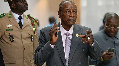 Guinée : la commission électorale propose la date du 18 octobre pour la présidentielle