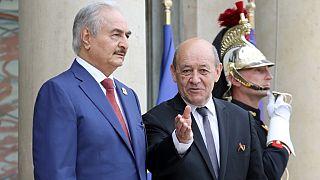 """Libye : le """"soutien"""" français à Haftar """"met en danger"""" la sécurité de l'Otan"""