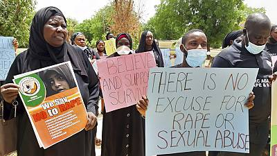 Nigerians protest rising sexual violence: on streets, social media