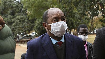 Corrected | Embattled Zimbabwe minister still at post