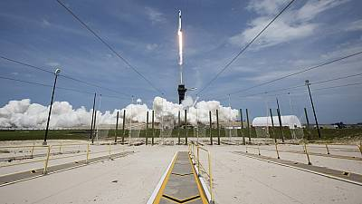 SpaceX lance de nouveaux satellites