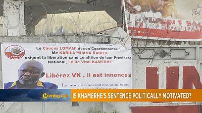RDC : Kamerhe condamné à 20 ans de prison [Morning Call]
