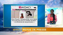 Ivory Coast ex-President Bédié announces candidacy [Press Review]