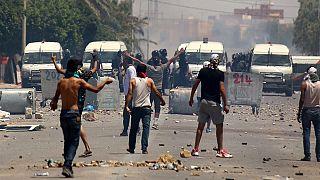 Tunisie : violents heurts dans le Sud