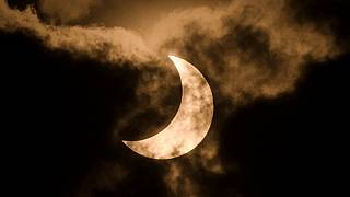 Kenyan astronomers 'defy' COVID-19 to witness solar eclipse