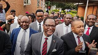 Pulpit to presidency: Malawi's new president takes office