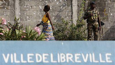 Gabon eases confinement measures in Libreville