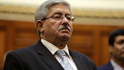 Ex-Algerian prime minister jailed 12 years for corruption
