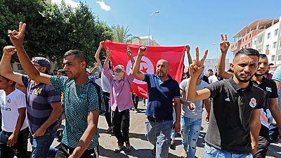 Tunisie : heurts entre policiers et manifestants à Douz