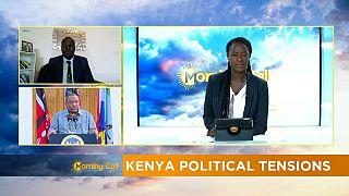 Tensions au sommet de l'État au Kenya[Morning Call]