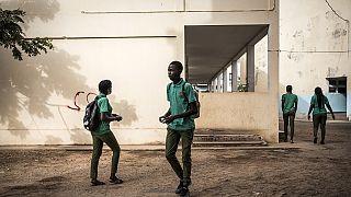Coronavirus : un demi-million d'élèves sénégalais retrouvent le chemin de l'école après trois mois