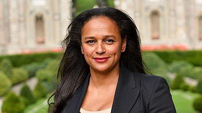 Angola considering arrest warrant for Isabel dos Santos