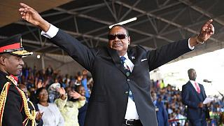 Malawi's president appeals court ruling annulling his re-election