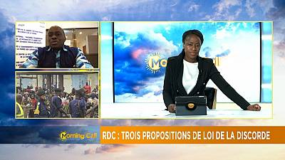 Tension entre le FCC et le CACH au Parlement [Morning Call]