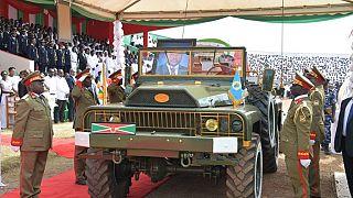 Burundi holds funeral, burial for Nkurunziza in capital Gitega