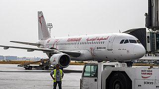 Tunisie: arrivée des premiers vols commerciaux en trois mois