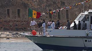 Sénégal : l'île de Gorée, symbole de la traite négrière, rebaptise sa place de l'Europe place de la Liberté