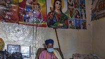 Éthiopie : un moine âgé de 114 ans survit au Covid-19 [Photos]