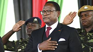 Malawi's new president takes oath, makes key appointments