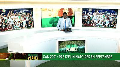CAN 2021 : pas d'éliminatoires en septembre