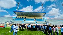 Kickoff! Somalia reopens renovated national stadium in Mogadishu