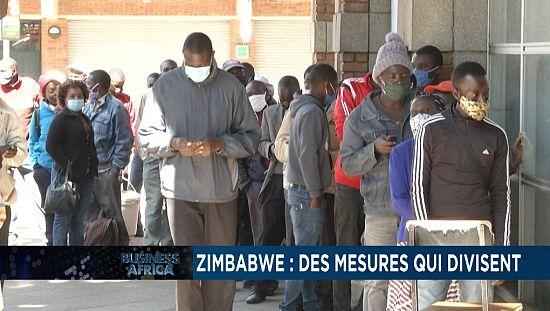 Concerns over Zimbabwe stock exchange suspension [Business Africa]