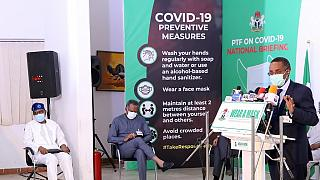 Nigeria coronavirus: 32,558 cases; seven states, FCT with over 1,000 cases