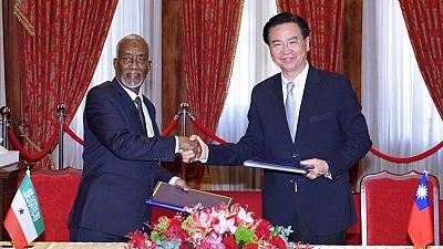 China rejects Taiwan - Somaliland 'bilateral, diplomatic' overtures