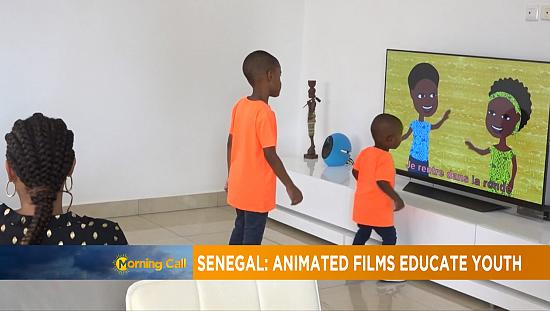 Senegal's Dramane Minta and his Animation [Morning Call]