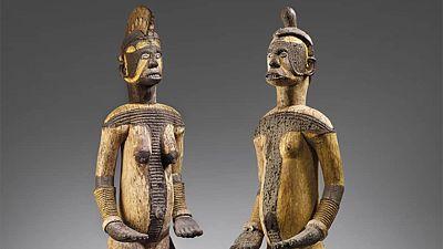 Polémique autour de la vente aux enchères de deux statuettes nigérianes