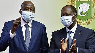 Ivory Coast Prime Minister returns after overseas medical check