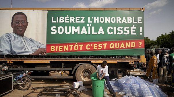 Mali : rassemblement pour la libération de Soumaïla Cissé