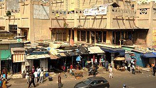 Sénégal : report de l'ultimatum aux commerçants d'un marché emblématique de Dakar