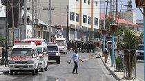 Somalie : sept blessés dans l'interception d'une voiture suicide