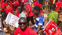 Guinée : funérailles de manifestants tués