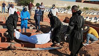 Tunisia hopes to identify deceased migrants