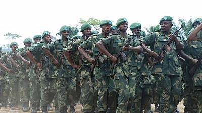 DRC: Angolan soldier killed in Kasai