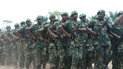 RDC : un militaire angolais tué par des soldats congolais au Kasaï