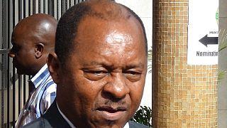 Zimbabwean president sacks health minister