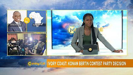 Côte d'Ivoire : la candidature de KKB recalée [Morning Call]