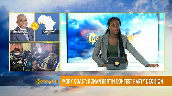 Ivory Coast: Kouadio Konan Bertin rejects party decision [Morning Call]