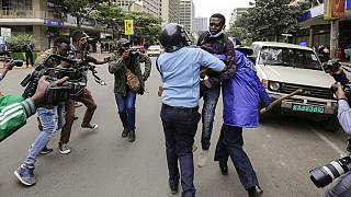 Kenyans protest police brutality in Nairobi - yet again