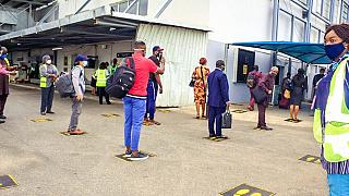Domestic flights resume in Nigeria amid strict virus protocols