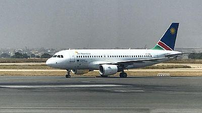Air Namibia : la justice suspend la décision de clouer au sol ses avions