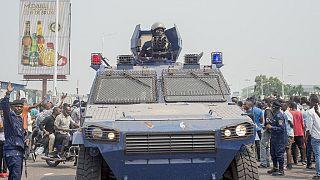 RDC : au moins un mort par balle dans les marches interdites (source hospitalière, ONU)