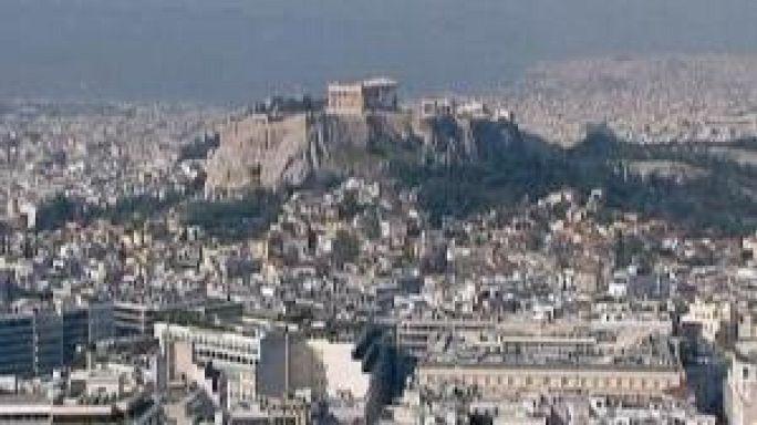 اليونان تتلقى الدفعة الأولى من المساعدة المالية الأوروبية
