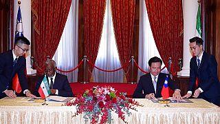U.S. 'backs' Taiwan - Somaliland cooperation