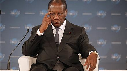Ivory Coast ruling party could field Ouattara for third term